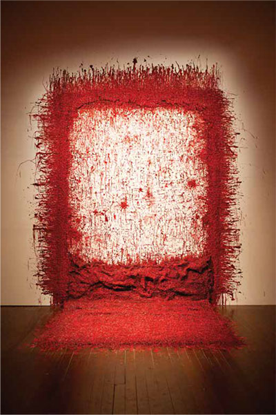 Status, Jane Lee, Singapore, 2009, mixed media. Collection of Singapore Art Museum