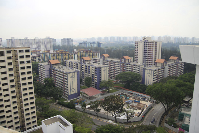 Jurong Housing Estate