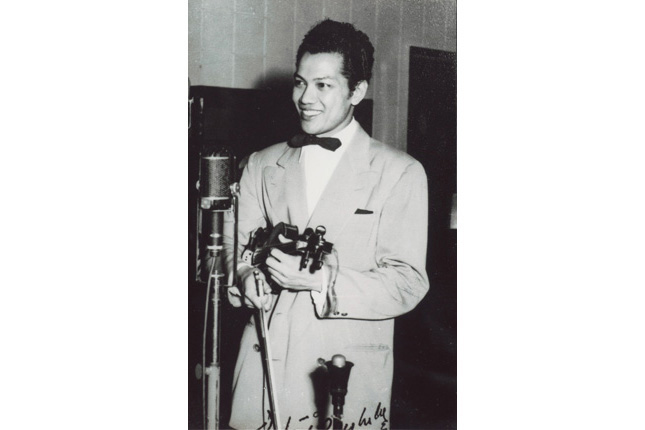 P Ramlee in the 1960s