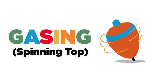 Gasing (Spinning Top)