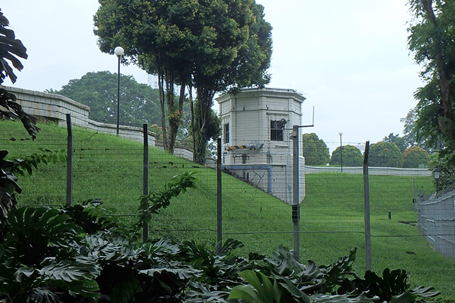 Fort Canning Service Reservoir