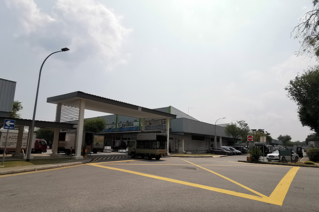 Pasir Panjang Wholesale Centre