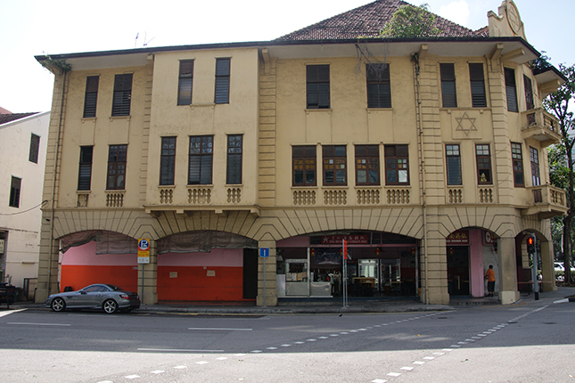 Elias Building: 260, 262, 264, 266, 268, and 270 Middle Road, Singapore 188988-188993