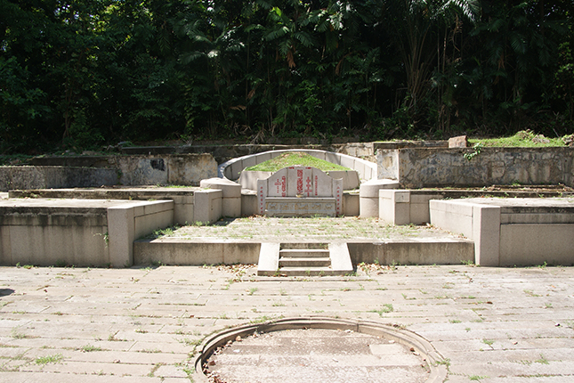 Grave of Tan Tock Seng
