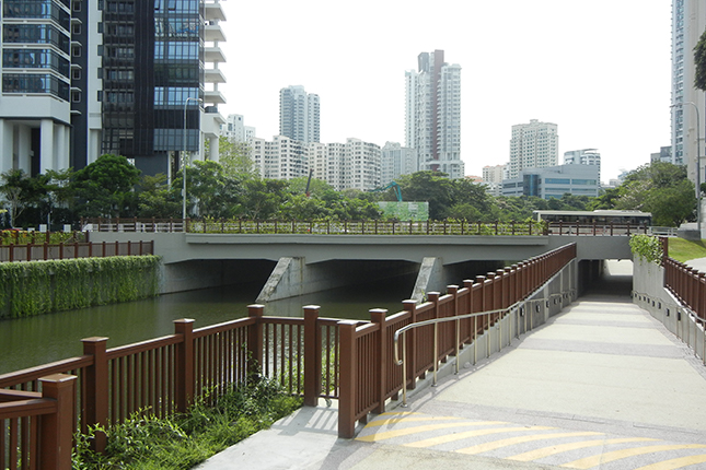 Kim Seng Bridge 1