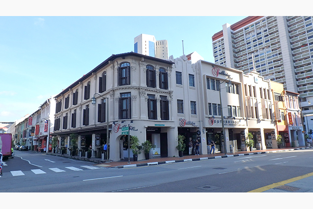 The Southbridge Hotel (Former The Commercial Press) - 210 South Bridge Road Singapore 058759