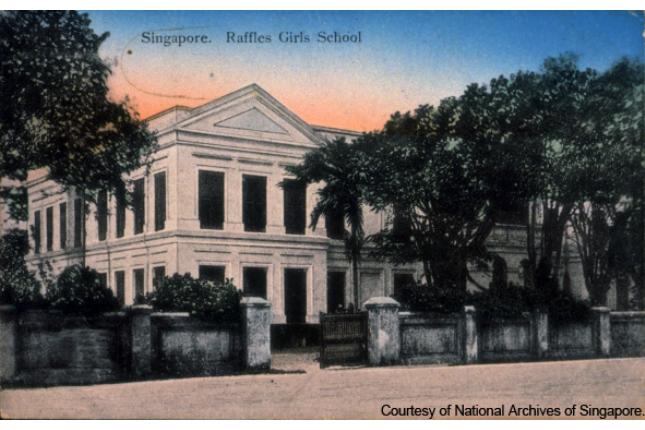 Raffles Girls' School