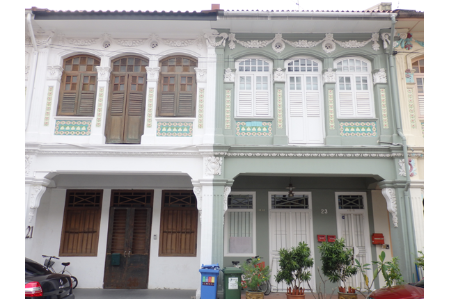 Terrace Shophouses