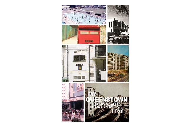My Queenstown Heritage Trail Cover