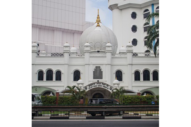 Silat Road Sikh Temple