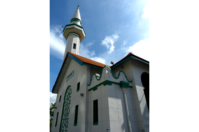 Alkaff Upper Serangoon Mosque