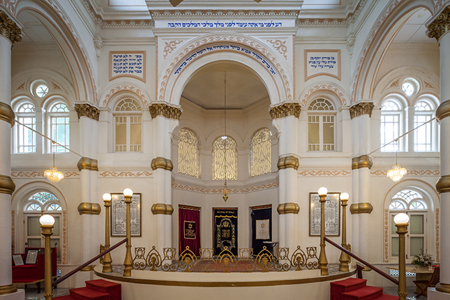 Chesed-El Synagogue