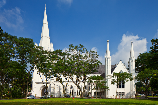 Saint Andrew's Cathedral