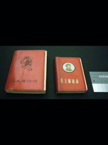 A Conservation Treatment Preserving the Mao Books