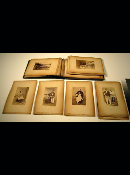 The Conservation of a Photographic Album