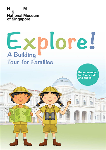 National Museum of Singapore Building Tour Activity Sheet