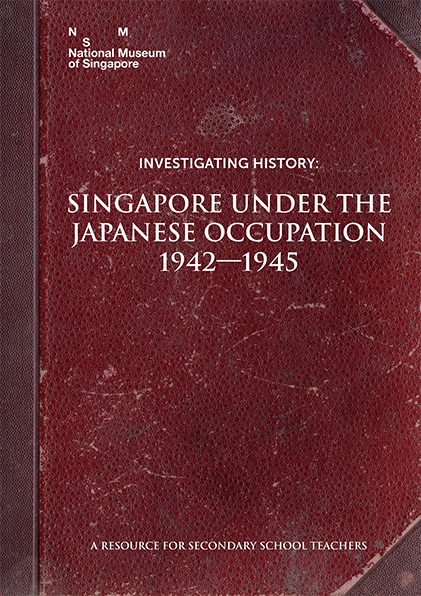 Historical Investigation Unit 3 - Japanese Occupation Activity Sheet
