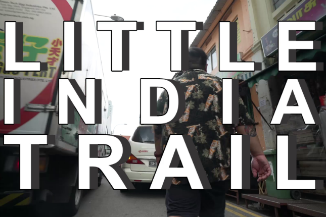 Little India trail