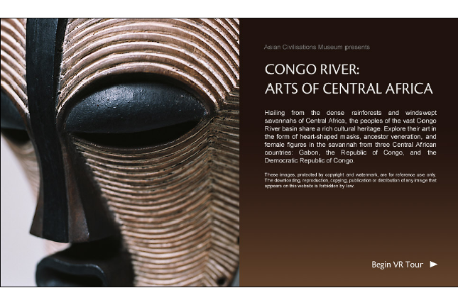 Exhibitions Online - Congo River