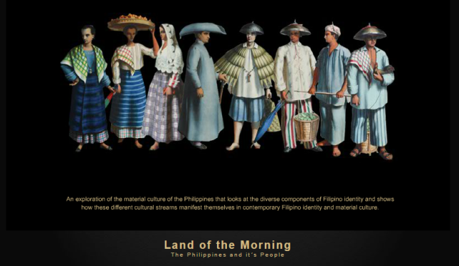 Land of the Morning virtual
