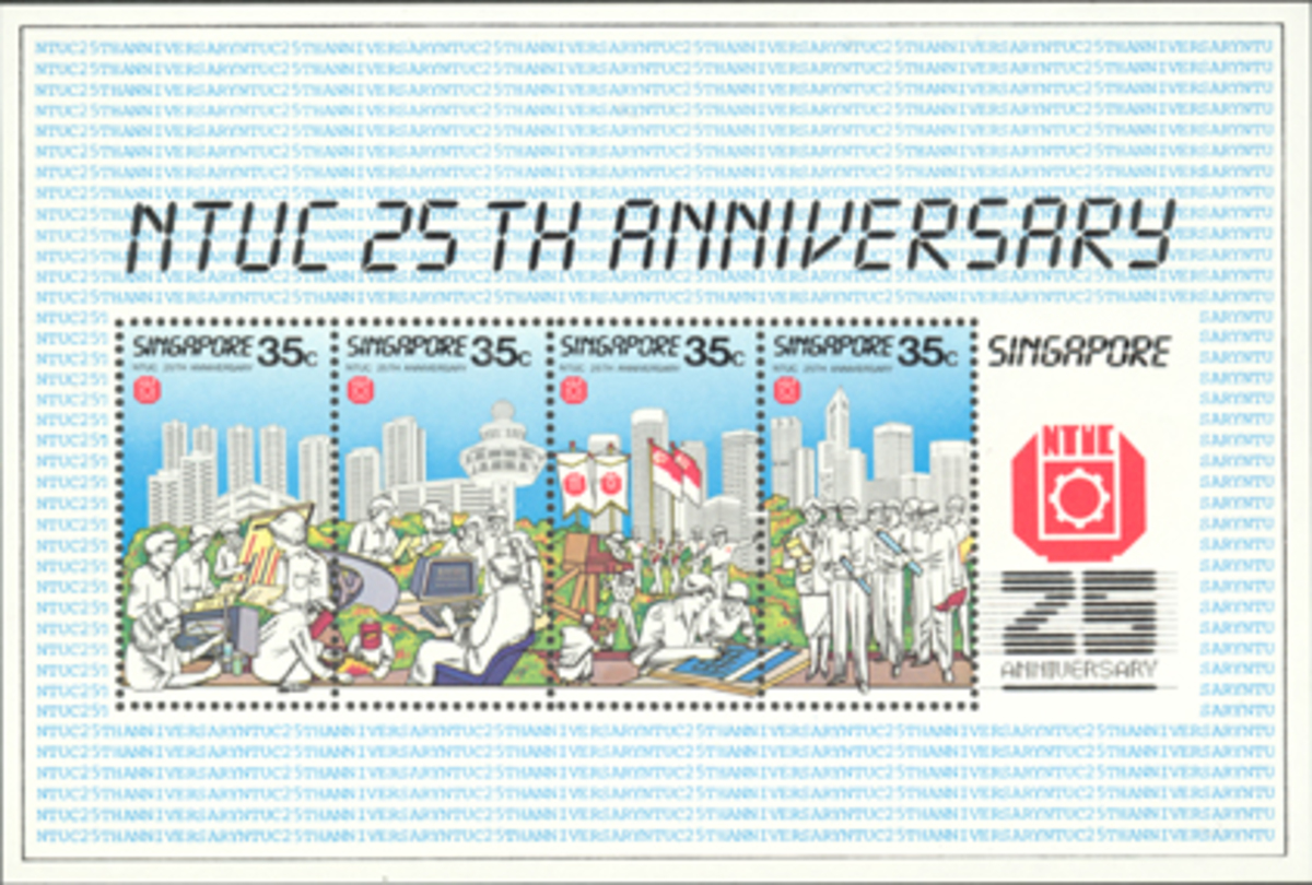 25th Anniversary Of Ntuc The Ntucs Increasing Role Of Singapores