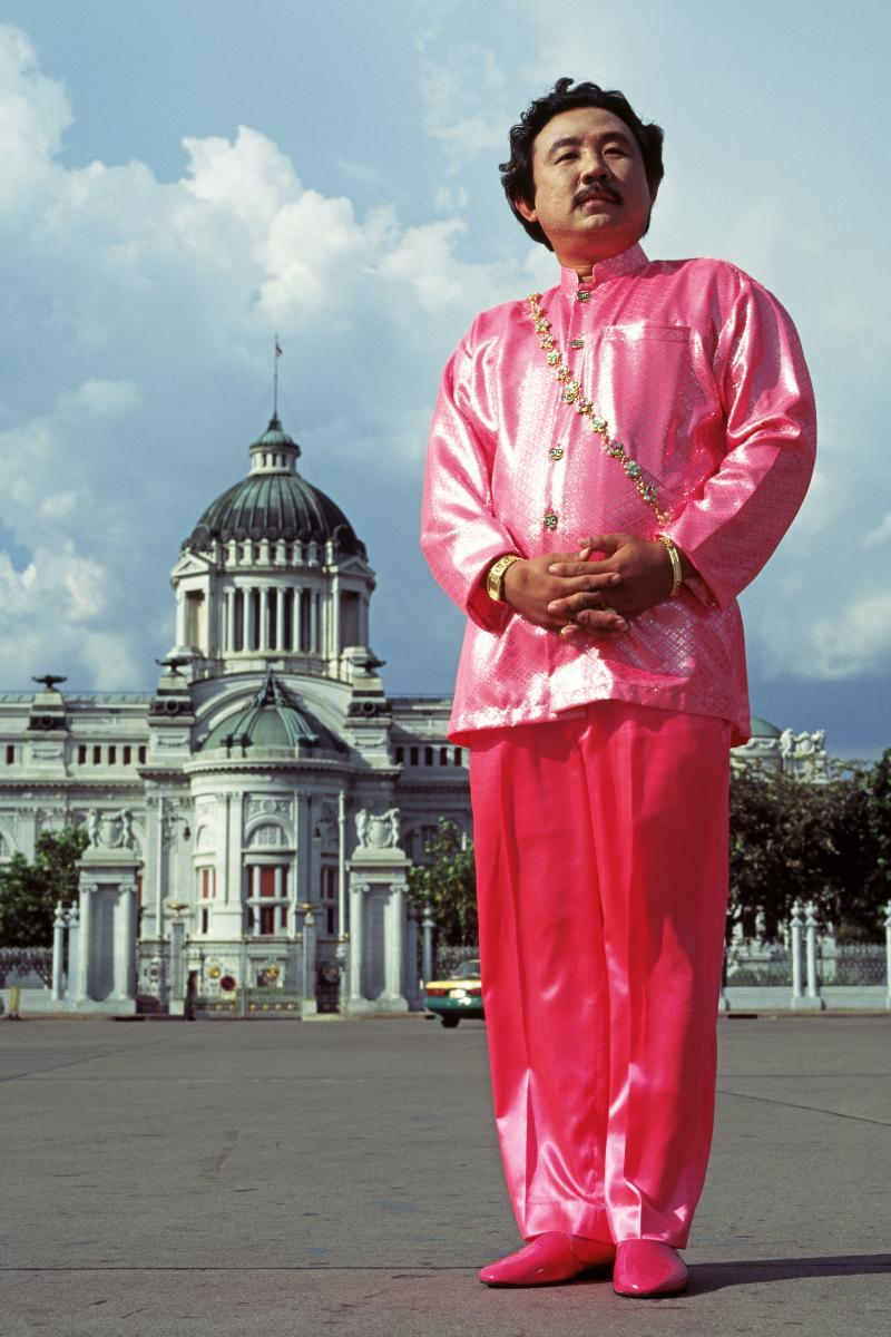 Shocking Pink Collection: Pink Man Thai Hi-So