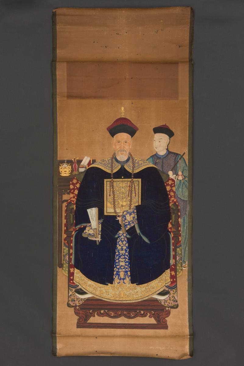 Worshiping the Ancestors: Chinese Commemorative Portraits