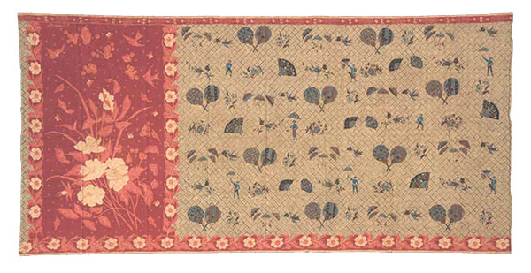 Sarong Lien Metzelaar, Java, Indonesia, late 19th–early 20th century