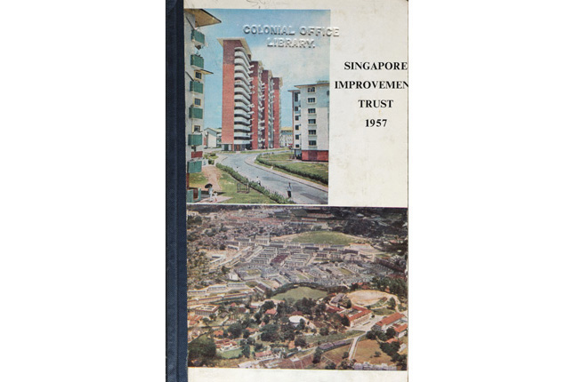 Singapore Improvement Trust 1957