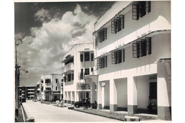Singapore Improvement Trust flats in Tiong Bahru