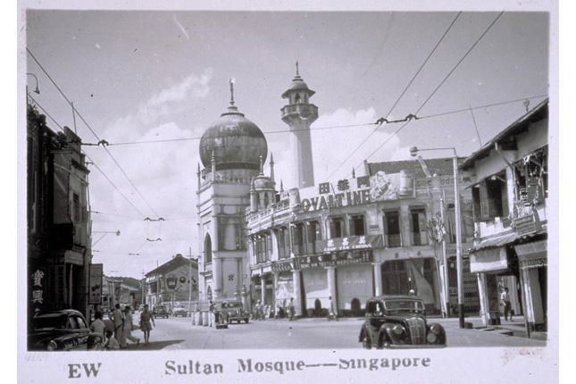 Founding of Modern Singapore