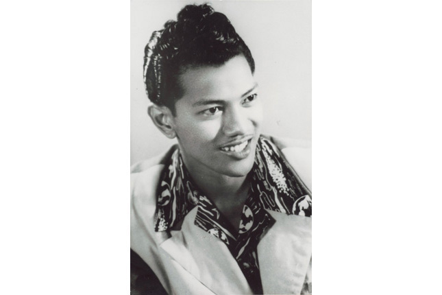 Photograph of P Ramlee