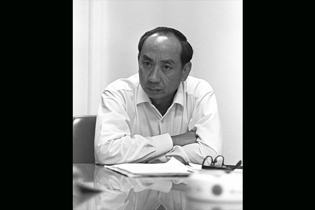 In Memory of Dr Goh Keng Swee - Architect of Singapore's Economic