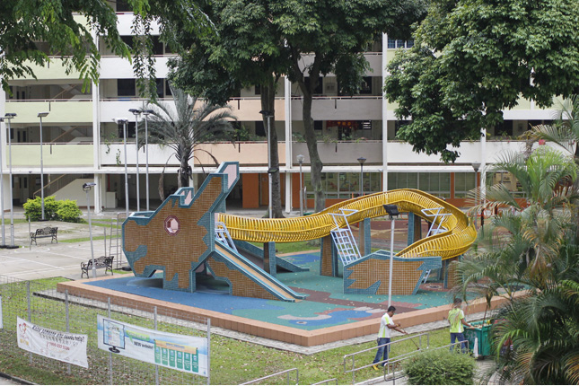 Dragon Playground at Ang Mo Kio Avenue 3