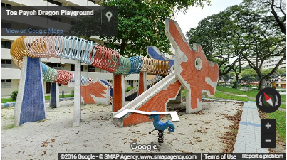 Toa Payoh Dragon Playground Virtual Tour