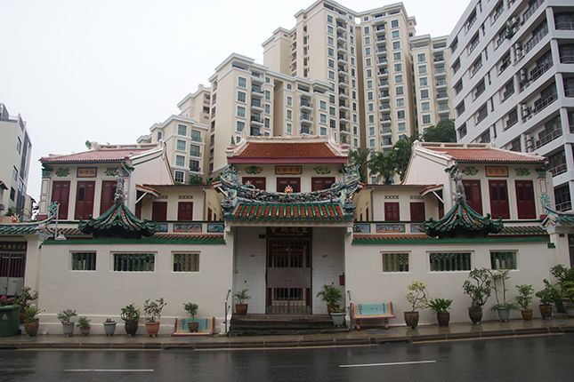 Nanyang Sacred Union Building