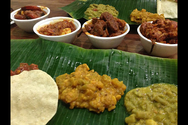 Indian cuisine in Singapore