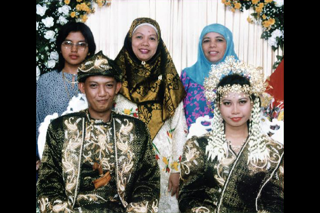 A Malay Wedding
