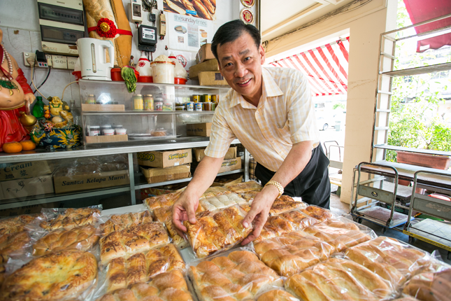 Sweetlands Confectionery and Bakery on Balestier Food Trail