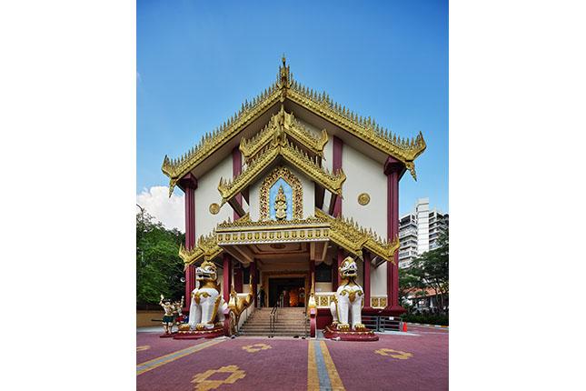 Maha Sasanaramsi Burmese Buddhist Temple