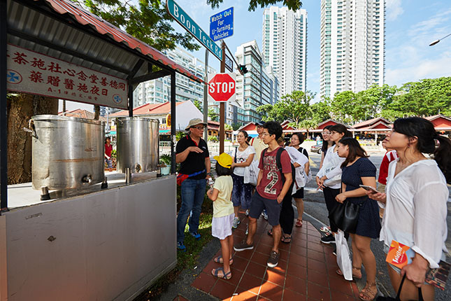 Boon Teck Road Water Kiosk and Thong Teck Sian Tong Lian Sin Sia
