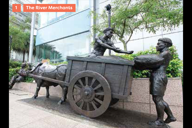 The River Merchants