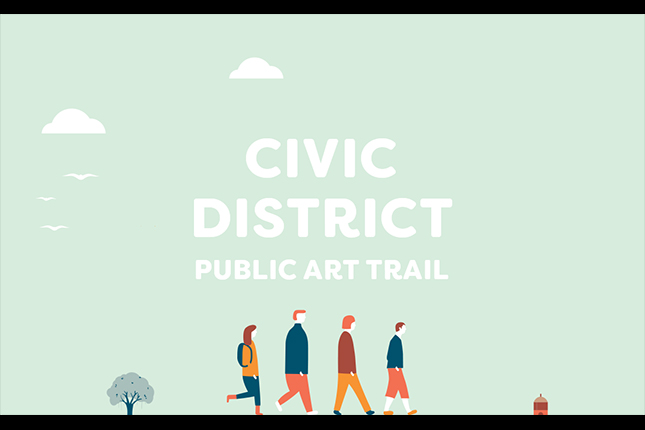 Civic District Public Art Trail