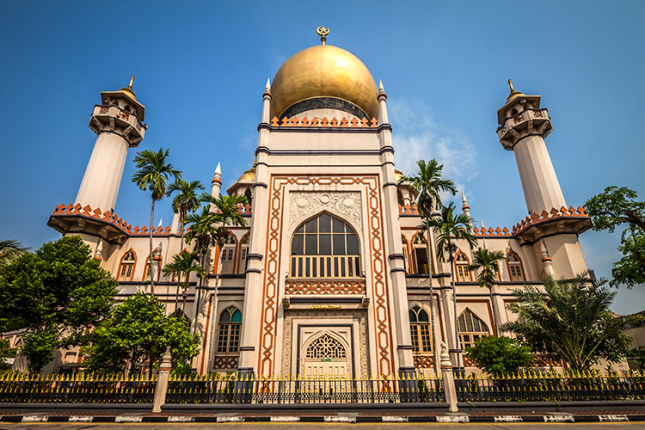Kampong Glam Heritage Trail One