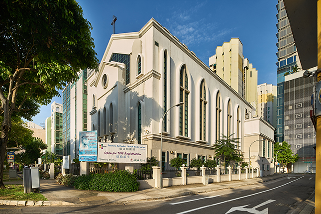Foochow Methodist Church 3