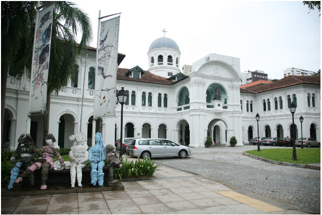 Singapore Art Museum for STB