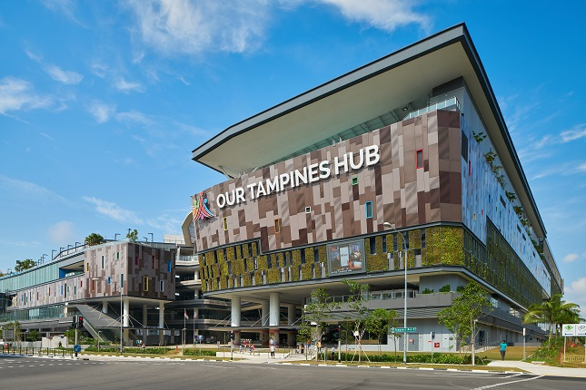 Image result for our tampines hub