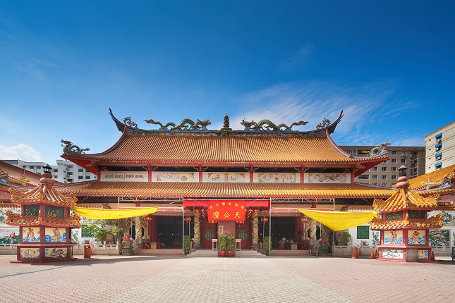 Tampines Chinese Temple