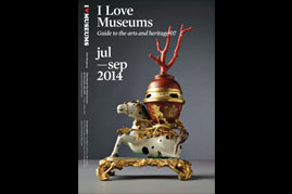 I Love Museums Guide Jul Sep 2014