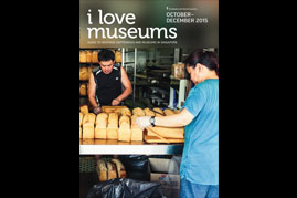 I Love Museums Guide Oct Dec 2015
